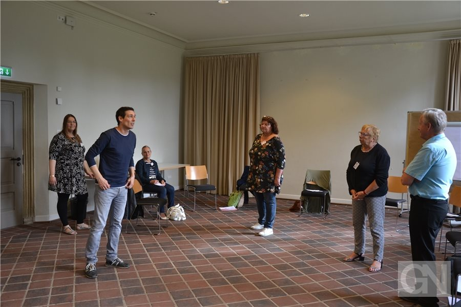 Theaterworkshop mit Peter Schoenaerts