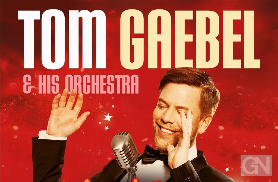 Jazz-Sänger Tom Gaebel präsentiert in Nordhorn Weihnachts-Evergreens