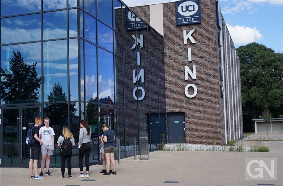 Nur wenige Besucher bei Kino-Wiedereröffnung in Nordhorn