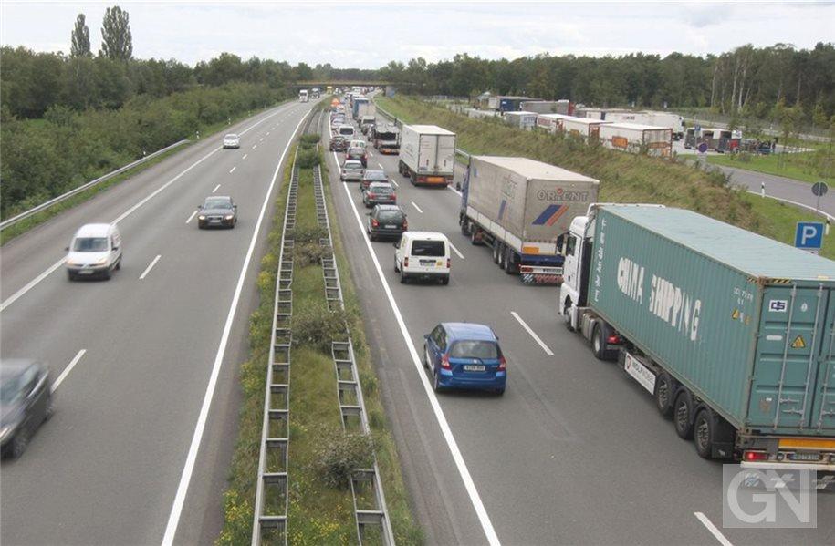 Aktuelle Verkehrsstaus