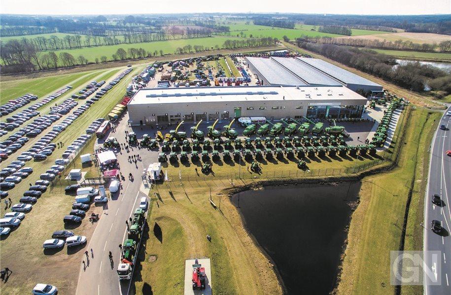 LVD Krone in Spelle vergrößert Vertriebsgebiet  LVD Krone in Sp...