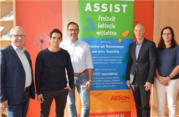 "Assist"" fordert Inklusion in Freizeit"