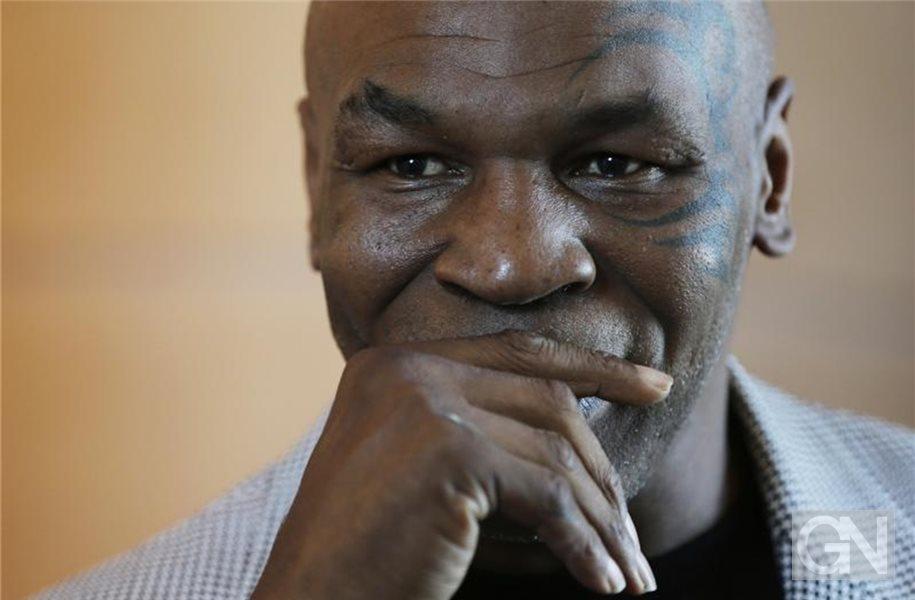 Mike Tyson Boxhandschuhe