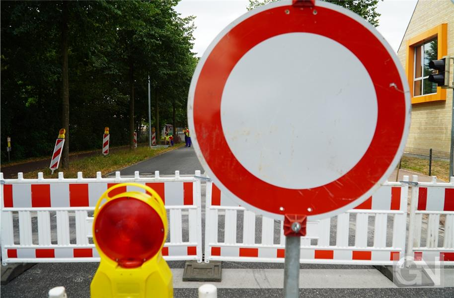 Gildehauser Weg in Nordhorn wird asphaltiert - Grafschafter Nachrichten