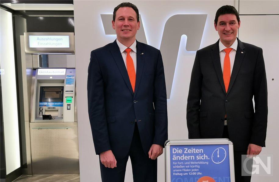 Volksbank Lingen Erwartet Gefestigte Geschaftsentwicklung