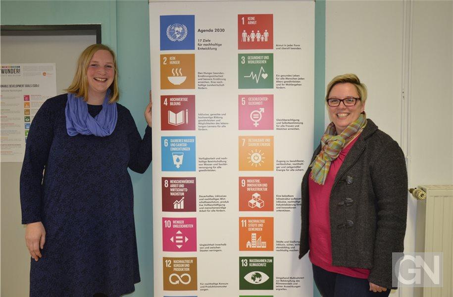 Schüler erfahren Perspektiven nachhaltiger Entwicklung